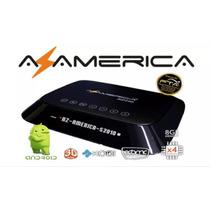 Fta Azamerica S-2010 Android 4k S2010 Acm V304 Capital Fed