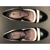 Sapato De Boneca Couro Legitimo Shoestock