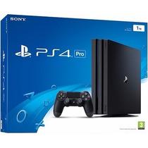 Playstation 4 Pro Sony 1tb Ps4 4k - Pronta Entrega Lacrado