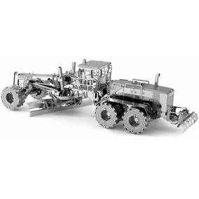 Rompecabezas 3d Metal Motoconformadora Fascinations Mms421