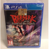 Berserk And The Band Of The Hawk Ps4 Nuevo Sellado Stock