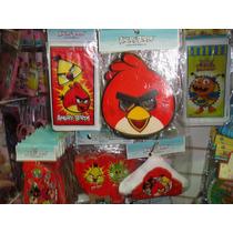 Cotillon Para 20 Nenes Angry Birds!!