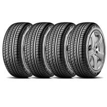 Combo 4 Pneus 205/55r15 P7 Pirelli Gol Space Cross Audi A1