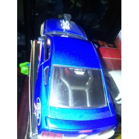 Maisto Mustang Cuarto De Milla Azul 1/24 Lyly Toys