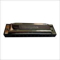 Memphis Armonica T10.3 En Do, Carcaza Acer Inoxidable
