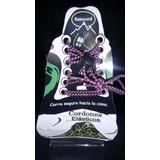 Cordones Elásticos Para Zapatillas Y Todos Los Deportes