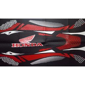 Capa De Banco Para Motos Bros 150/160 2004/2016 Honda