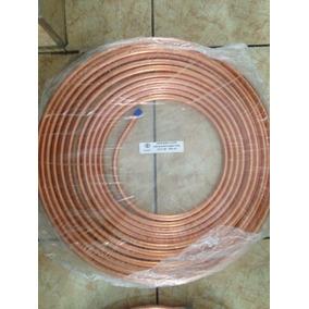 Rollos 15 Metros Tubería Cobre 1/2 Y 1/4 Minisplit De 1 Ton