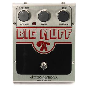 Electro Harmonixbi Muff Usa . Pedais Guitarra . Loja .gtia !