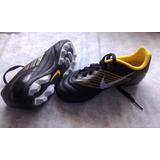 Zapatos De Futbol Niño Nike Nuevos Sin Uso Cm 18.5 Talle 30