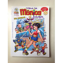 Revista Gibi Turma Da Mônica Jovem Nº 1