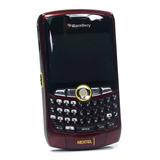 Nextel Blackberry Curve 8350i Vinho Sem Bateria E Carregador