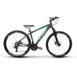 Bicicleta Alfameq Zahav 29 Quadro 17 Disco 24 Velocidades