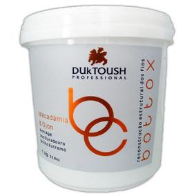 Btox Capilar Duktoush Liso Natural Antifrizz