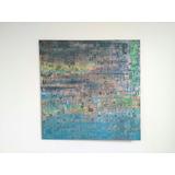 Cuadro Abstracto Manu Collage Moderno