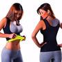 Musculosa Termica De Neoprene Sin Busto Talle M - Fitness