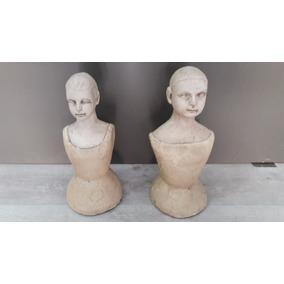 Esculturas De Bustos De Mujeres