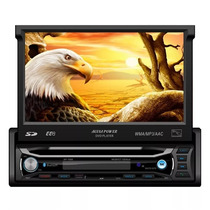 Dvd Player Ap-1008 Retrátil Mix Bluetooth Tv Gps Bluethoot