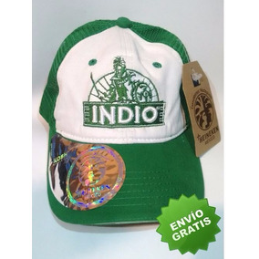 Gorra Cerveza Indio Trucker Red Trailero 100% Original