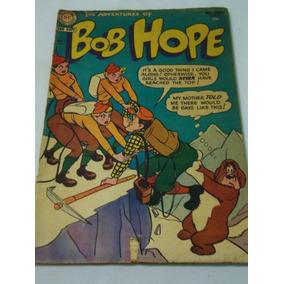As Aventuras De Bob Hope 31 De 1955 Usa Coleção Hq