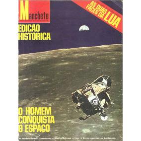 Revista Manchete Agosto De 1969 - Frete Grátis