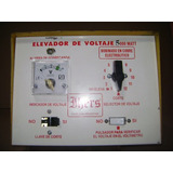 Elevador De Tension - Voltaje 5000 Watts -