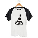 Camiseta Cone Crew Diretoria - Rap Nacional - Mcs - Raglan