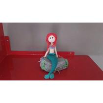 Princesa Ariel.adorno En Porcelana Fria