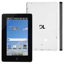 Tablet Dl Smart A7400 4gb Câmera 2mp Tela 7 Wifi Modem 3g