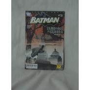 Batman N°35. Tambores De Guerra