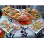 Bandejas De Sushi 20 Rolls (200 Pzs) Clientes V.i.p