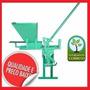Projeto Prensa Fabricar Tijolo Ecológico Entrega Via Email