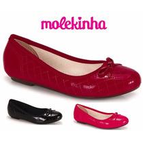 20% Off Sapatilha Molekinha Infantil Matelassê - 2052137