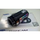 Videocamara Filmadora Samsung Smx-f33bn/xbg