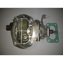 Carburador Opala Caravam H34 Alcool 4cc Solex Brosol