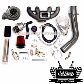 Kit Turbo Ap Carburado Monofluxo C/ Turbina Apl 42/48 Zr