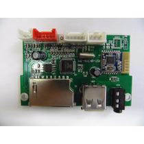 Placa Usb / Sd / Bluetooth Caixa Amplificada Lenoxx Ca-313
