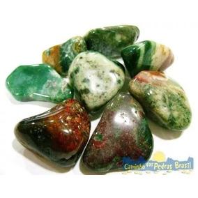 Jaspe Irani Unid. 2cm Pedra Gema Natural Polida P/ Coleção