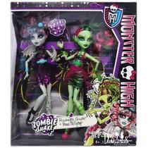 Boneca Monster High Rochelle Goyle E Venus Mcflytrap