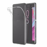 Capa Case Ultra Fina Sony Xperia Xa Ultra 6.0+pelicula Gel