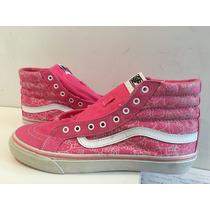 Zapatillas Vans Botitas Hello Kitty Diseño Exclusivo Origina