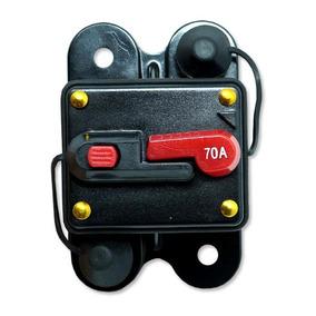 Disjutor Automotivo Seven Parts Resetável Proteção Som 70a