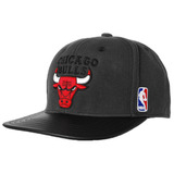 Bone adidas Brim Chicago Bulls Nba Aba Reta Ab3928 Original