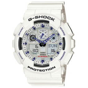 Casio G-shock Ga-100a-7a Nuevo/original