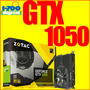 Tarjeta Video Gtx 1050 2gb Ddr5 Nvidia Geforce 4k 1050ti 950