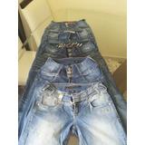 Lote Com 17 Calças Jeans Osmoze, Denuncia, Six One Etc...