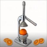 Exprimidor Jugo Manual Acero Inoxidable Naranja Limon