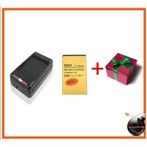 Bateria Dorada Samsung Galaxy Ace Y Cargador I569 I579 I619