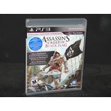 Assassins Creed 4 Black Flag Juego Playstation 3 Ps3