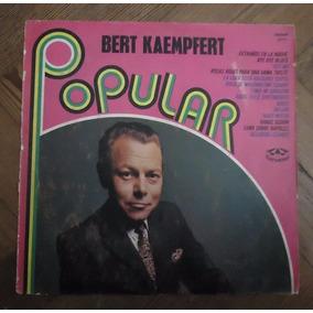 Bert Kaempfert & Su Orquesta - Popular - Vinilo